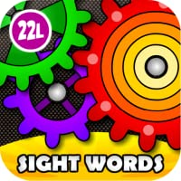 Sight Words Games & Flash Cards vol 1: Kids Learn to Read - Learning Reading Adventure for Preschool, Kindergarten and 1st Grade by Abby Monkey® 2 2learn