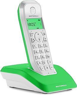 Motorola 摩托罗拉 Startac S1201 DECT 无绳电话(模拟,免提,ECO-模式,显示屏灯光与设备颜色相匹配)*