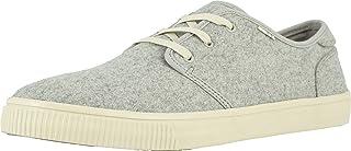 TOMS 女士 001004b07-bge2 天然粗麻布阿尔帕加塔平底鞋