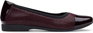 Clarks Un Darcey Cap 女式乐福鞋