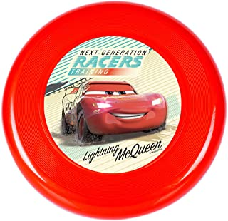 Disney 迪士尼 9804 飞盘汽车,红色,100克
