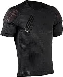 Leatt 肩部 3DF Airfit Lite 成人越野 BMX 骑行内衣 大 黑色 5019300102