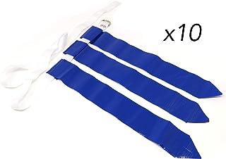 Barnett 旗帜足球旗帜和腰带 10 张(1 x 3)