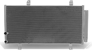 DNA Motoring OEM-CDS-3396 3396 铝制空调空调冷凝器,适用于 AVALON ES350 2007-2012,金属色