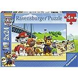 Ravensburger 睿思 9064狗狗巡逻队拼图游戏–2X 24件