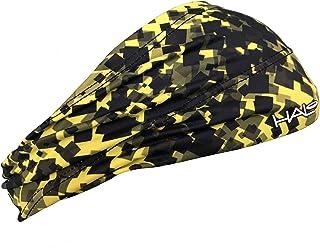 Halo headband(不管是汗液的究极止汗带) Halo (HEALO) BANDIT JP(BANDIT JP) [表带宽度 约10cm] 跑步 越野跑 自行车 铁龙 银离子吸汗速干 *防臭[均码]H0018【正品】