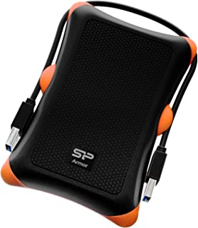 SILICON POWER 6.3cm 1TB USB 3.0SP 坚固耐用盔甲 A30防震外置移动硬盘