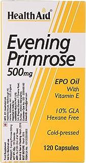 HealthAid Evening Primrose Oil 500 mg - 120 Capsules