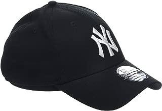 New Era MLB男士基础款纽约洋基队9Forty可调式棒球帽