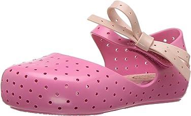 Mini Melissa 迷你梅丽莎 Mini Furadinha X Mary Jane 儿童平底鞋