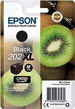 愛普生原裝墨水墨盒1包裝 202 XL 黑色