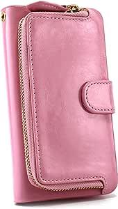 whitenuts 壳 手册式 带硬币袋WN-OD182157 19_ MEDIAS NEC-102 粉色