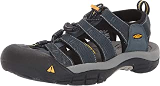 KEEN Men's Newport H2 Sandal,Navy/Medium Grey,16 M US
