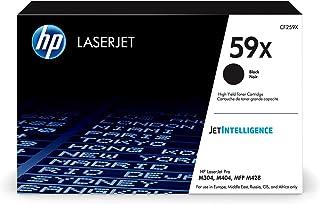 HP 59X Black LaserJet Toner Cartridge 卡式胶筒 黑色