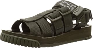 [shaka] 凉鞋 RALLY Olive Drab 26 cm