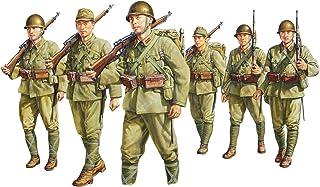 Fine Molds 1/35 帝国*步兵行军套装 塑料模型 FM37