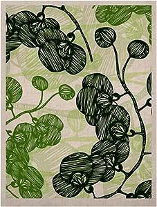 Kess InHouse Anchobee Hikae KESS 自然帆布艺术品,24 x 34 英寸