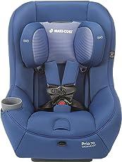 美版Maxi-Cosi 迈可适 儿童安全座椅 Pria 70 Convertible 皇室蓝 适合9-70磅,约0-8岁 40磅以下可反向安装,带美标latch三点式接口(适用isofix接口+latch上拉带),isofix或者安全带安装均可 头部双气囊,吸能底座,美版特有胸前分能环扣,带婴儿腰部支撑座垫,可三档角度调节,头枕高度可调 荷兰品牌 [跨境自营]包邮包税