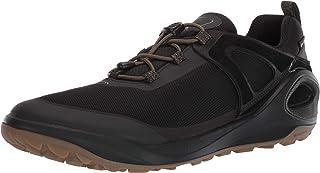 ECCO Biom 2go Gore-tex-防水户外生活方式多运动速系带徒步鞋