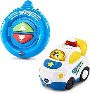 VTech Go! 開始! Smart Wheels Speedway RC SmartPoint 賽車警車