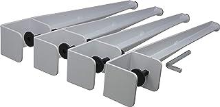 Shepherd Hardware 8131E 40.64 厘米可调节桌夹支架