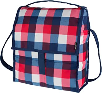 PackIt Freezable Picnic Bag, Buffalo Check