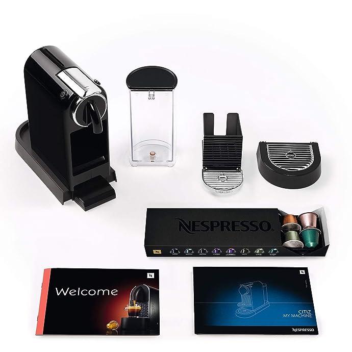 Magimix 11315 Nespress Citiz 胶囊咖啡机 镇店之宝¥783 中亚Prime会员免运费直邮到手约¥888