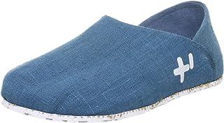 [ オッツィ ] 懒人鞋亚麻3702 Maui Blue 25.5 cm