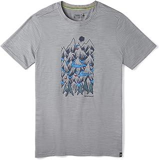 Smartwool 男式美利奴运动 150 Mountain Ventures T 恤