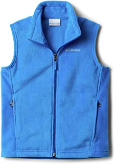 Columbia Boys' Steens Mt Soft Fleece Vest