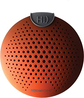 Boompods Sound Clip 蓝牙无线口袋尺寸扬声器,内置 AlexaSCLORA