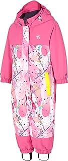 Ziener 儿童 Anup 迷你(连体滑雪)婴儿雪衣/滑雪服 | 防水,防风,保暖,*蓝,104