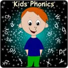 Kids Phonics - Consonants, Short and Long Vowels, CVC & CVCe, Blends, Digraphs, Diphthongs, Soft C & G, Syllables, Long Y, R Controlled Vowels