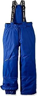 Kamik 冬季服装哈珀隔热背带长裤