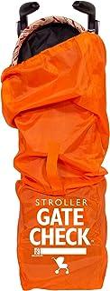 JL Childress雨伞婴儿车门格子包 橙色