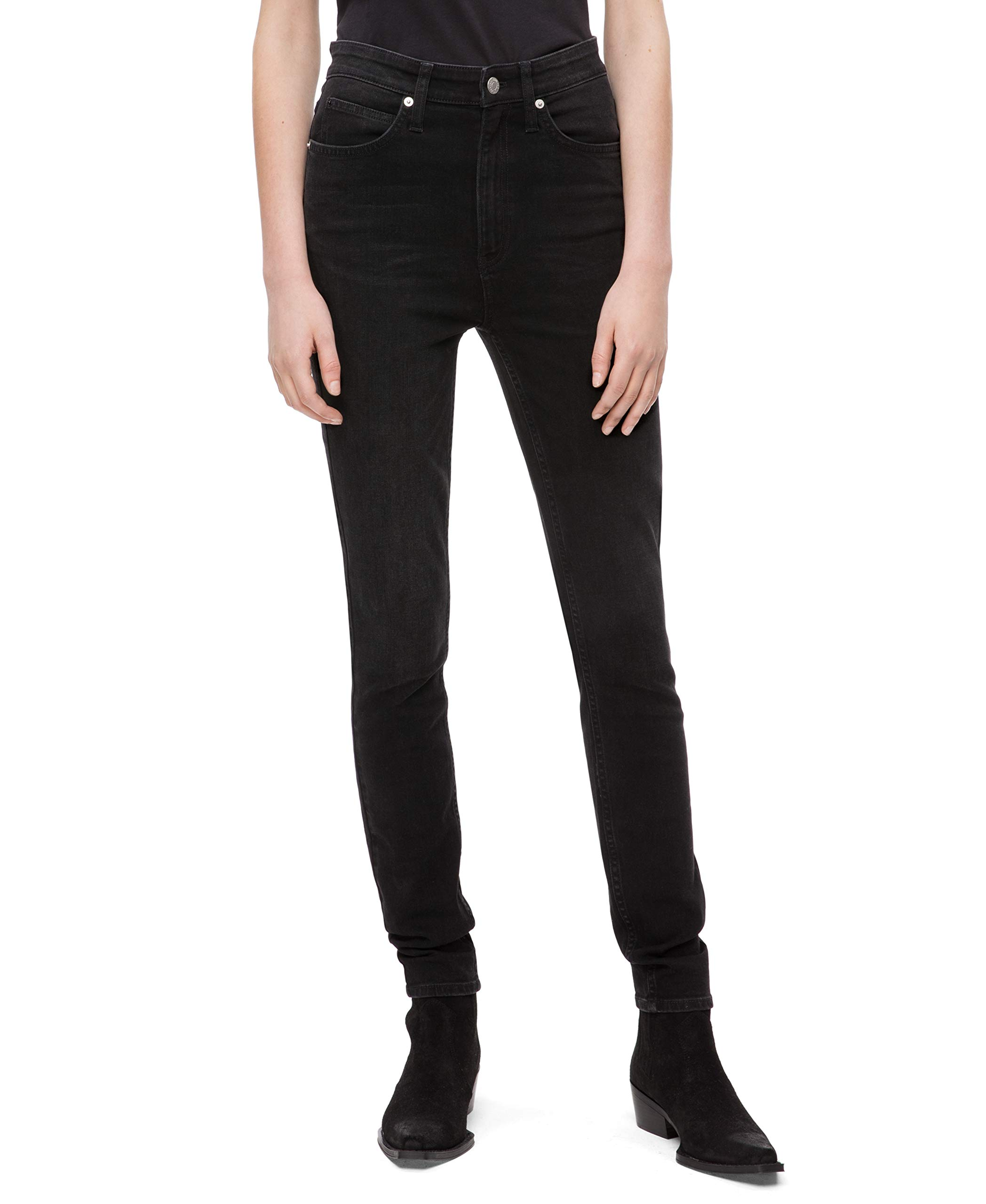 さんカルバンクラインCKJは010スリムウエストのジーンズ
