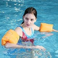 Kasnoon 凯速 打水板漂浮板 出口欧美 训练游泳板 搭配赠送水袖一对 亲子互动 小童大童成人可用 三色可选 初学游泳辅助工具