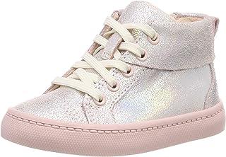 Clarks City Oasishi T 女童高帮运动鞋