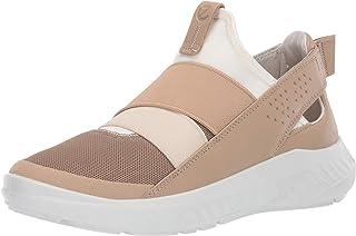 ECCO 女士 St.1 Lite 一脚蹬运动鞋