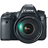 Canon 佳能 EOS 6D 单反数码相机 单头套机 (EF 24-105mm f/4L IS USM)