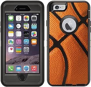 iPhone 6 / iPhone 6S 保护膜 White - Basketball