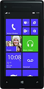 HTC 8X, Black 16GB (Verizon Wireless) 自动 黑色