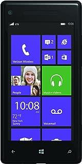 HTC 8X, Black 16GB (Verizon Wireless) 自动 黑色