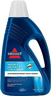 Bissell Wash & Protect 双浓缩地毯清洁剂去污剂 ( 1 2 3或4瓶1.5 L ) 1 Bottle of 1.5L