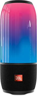 JBL PULSE 3 蓝牙扬声器 IPX7防水/搭载多色LED/便携式 黑色 JBL PULSE3BLKJN