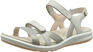 ECCO 女士 Cruise Ii 徒步涼鞋,灰色
