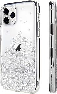 2019 iPhone 手机壳 - Starfield 奢华时尚闪耀硬质手机壳 透明闪亮闪亮保护壳 适用于*新 iPhone 2019 发布。GS-103-82-171-65 iPhone 11 透明的