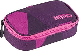 Nitro 笔盒,笔袋 XL 附带三角尺