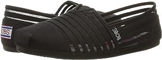 BOBS from Skechers Women's Plush Fashion Slip-On Flat