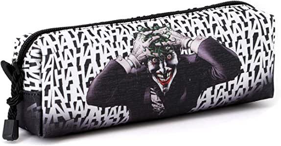 Karactermania Batman Killing Joke-SSquare HS 铅笔盒,22 厘米,多种颜色